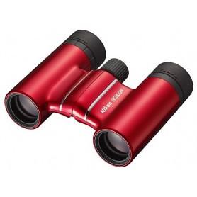 Jumelles Nikon Aculon T01 10x21 / Rouge