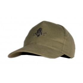 Casquette de chasse brodée logo Somlys 900