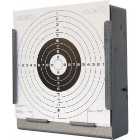 Porte-cible Gamo plat 14x14 cm