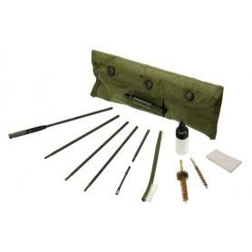 Kit de nettoyage pour carabine cal. 22 et 222