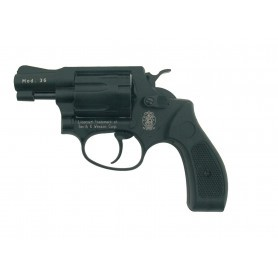 Revolver d'alarme Smith & Wesson M36 bronzé cal.6mm