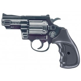 Revolver d'alarme Smith & Wesson Grizzly
