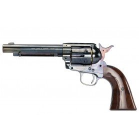 Revolver Colt Simple Action bleu full