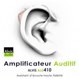 Amplificateurs d'écoute Alvis ALD 410 Chasse mini-contour