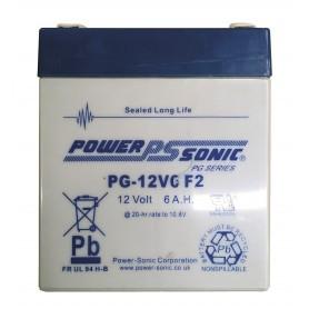 Batterie 12 Volts rechargeable pour agrainoir automatique 12V