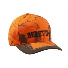 Casquette de chasse Beretta Camo - Orange
