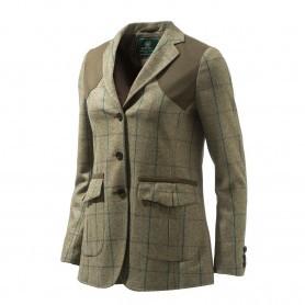 Veste Femme Beretta St James - Tweed Vert