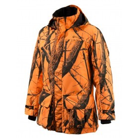 Veste de chasse Beretta Man's Insulated Static - Blaze Orange