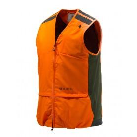 Gilet de chasse Beretta Active Hunt EVO - Vert & Orange