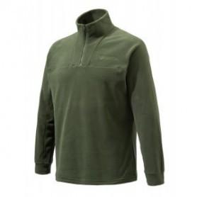 Veste polaire Beretta Half Zip Fleece - Vert - Taille S