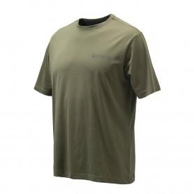 Tee-shirt de chasse Beretta Corporate - Vert