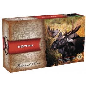 Cartouche Norma / cal. 9,3x74R - Oryx 18,5 g