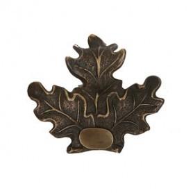 Feuilles de chêne porte-trophée