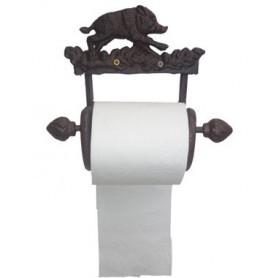 Dérouleur papier toilette Sanglier