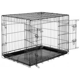 Cage de transport pour chien / Taille XL