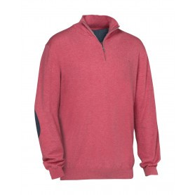 Pull de chasse Club Interchasse Winsley - Rose
