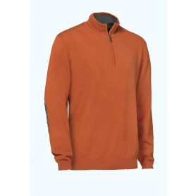 Pull de chasse Club Interchasse Winsley - Rouille