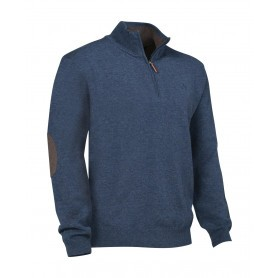 Pull de chasse Club Interchasse Winsley - Bleu