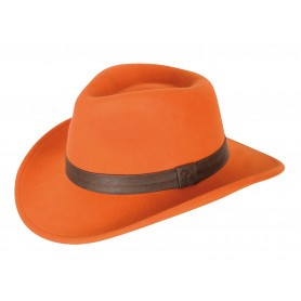 Chapeau Ligne Verney-Carron Woolchap - Orange