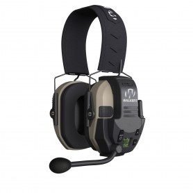 Pack casque antibruit Walker's Razor + kit Talkie-Walkie