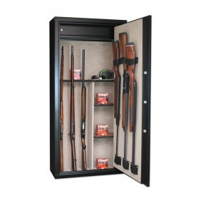 Armoire forte Infac Classic CLT14 modulable / 11-14 armes