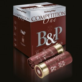 Cartouche B & P Competition One 12 mm / Cal. 12 - 28 g
