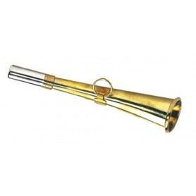 Corne de chasse 16 cm droite de poche Elless