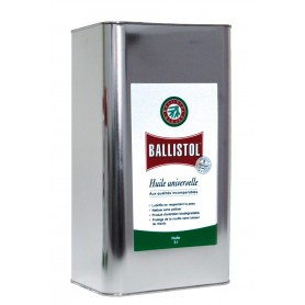 Bidon huile Ballistol 5 litres
