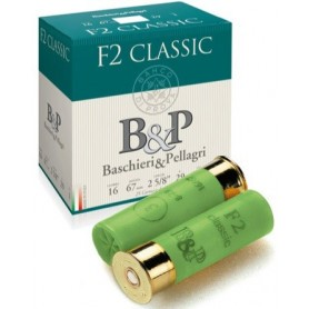 Cartouche B & P F2 Classic / Cal. 16 - 29 g