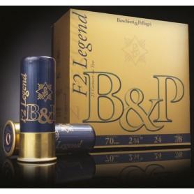 Cartouche B & P F2 Legend / Cal. 12 - 28 g