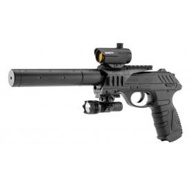 Pistolet CO2 Gamo P25 Tactical - Cal. 4,5 mm
