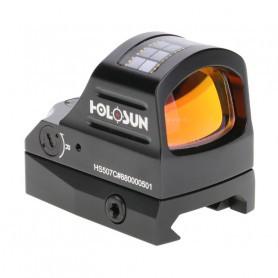 Viseur panoramique multi-réticules Holosun HS507C