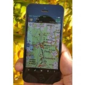 Application Tracker pour i-Phone et i-Pad Apple
