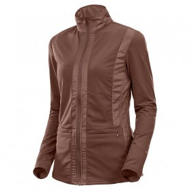 Veste stretch Femme Stagunt Steir Coffee