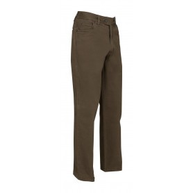 Pantalon Ligne Verney-Carron Week-end Marron