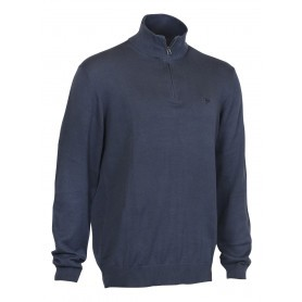 Pull Ligne Verney-Carron Week-end Bleu