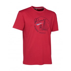 Tee-shirt Ligne Verney-Carron Riviéra - Rouge