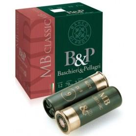 Cartouche B & P MB Classic / Cal. 12 - 32 g