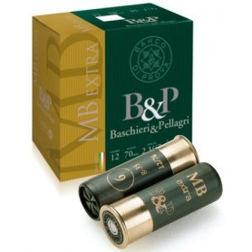 Cartouche B & P MB Extra / Cal. 12 - 35 g