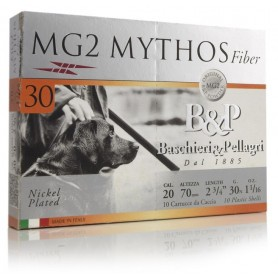 Cartouche B & P MG2 Mythos Fiber / Cal. 20 - 30 g