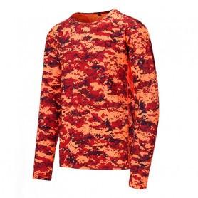 Tee-shirt de chasse Stagunt Orset LS Blaze Pixel