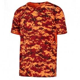 Tee-shirt de chasse Stagunt Orset SS Blaze Pixel
