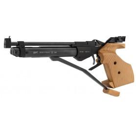 Pistolet à air comprimé Baïkal Match MP-46M cal 4,5 mm