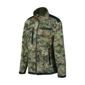 Blouson softshell ProHunt Snake Forest - Taille M