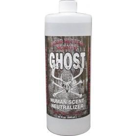 Recharge d'agent neutralisant d'odeurs Ghost