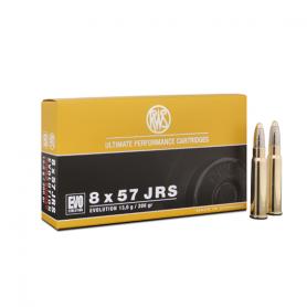 Cartouche RWS / cal. 8x57 JRS - Evo 13,0 g