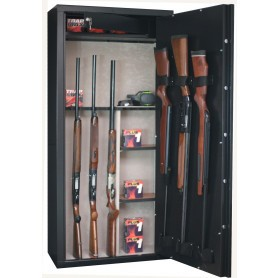 Coffre Fort Armoire Forte Arme Auto Defense Made In Chasse