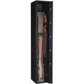 Armoire forte Infac Sentinel SD5 / 5 armes + coffre intérieur