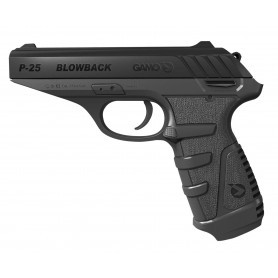 Pistolet CO2 Gamo P25 Blowback - Cal. 4,5 mm