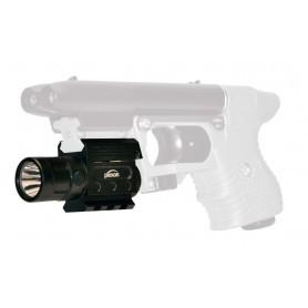 Lampe tactique pour jet protecteur JPX